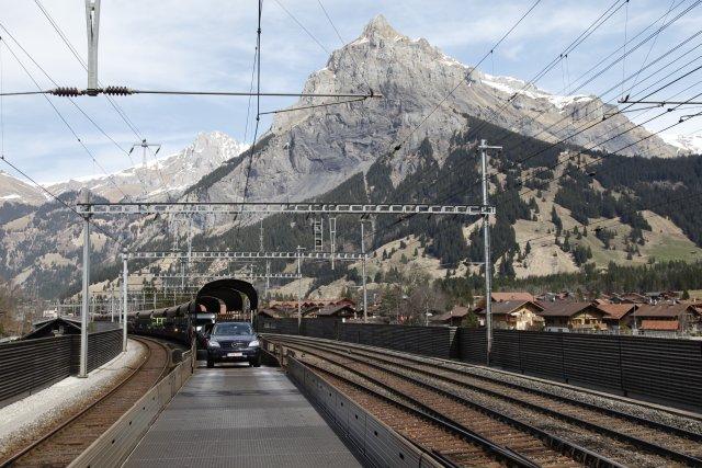 Mit dem Autozug nach Italien
