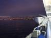 Fast 12h fährt die Fähre von Genua nach Olbia