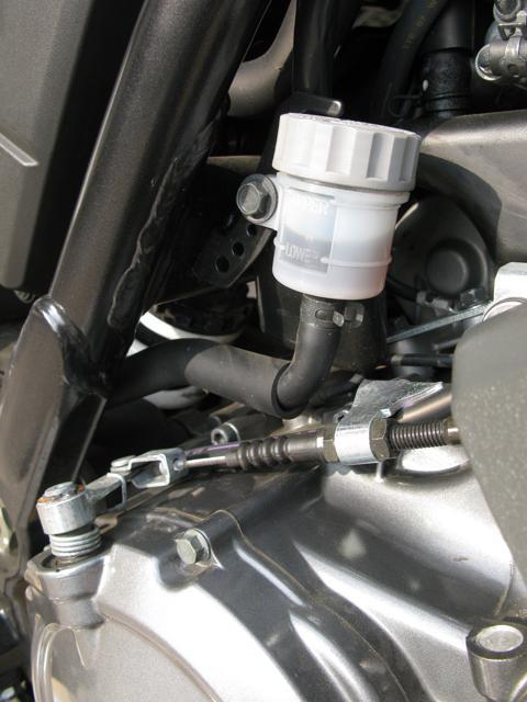 Bremsflüssigkeitsbehälter original