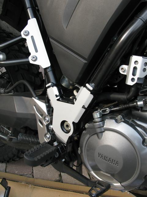 Rahmenkreuz mit Abdeckung